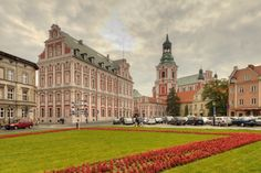 Poznan, the Jesuits' College