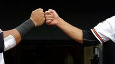 """We already knew this - but tell us - do you fist bump instead of handshake to avoid germs? Do you wash your hands often? It's the best way to avoid illness! """"Fist Bumps Less Germy Than Handshakes"""" via ABC News."""