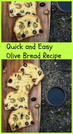 Quick and easy olive bread recipe with yogurt. Quick and easy olive bread recipe with yogurt. Yogurt Recipes, Bread Recipes, Cooking Recipes, Quick Bread, How To Make Bread, Olive Recipes, Recipes With Olives, Bread Rolls, Daily Bread