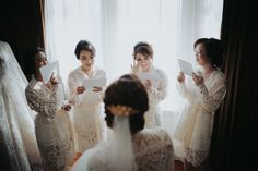 Bridesmaids . . #bridesmaids #wedding