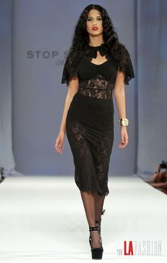 Stop Staring! Fall Winter 2012 Collection- Style Fashion Week  - FWLA March '12