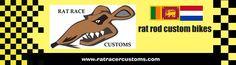 rat race customs - rat rod custom bikes