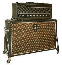 The VOX Showroom - Vox UL 710 Amplifier