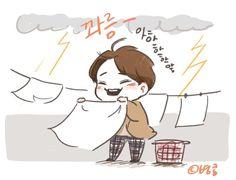 Chen Call Me Baby Fanart