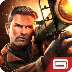 لعبة الأكشن و الحرب Brothers in Arms 3 v1.2.1b معدلة و كاملة للاندرويد  تحديث 