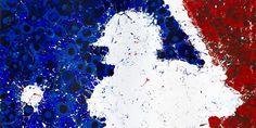 MLB Abstract Painting
