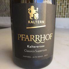 Love Schiava - a tarragon-tasty wine. The Pfarrhopf ($15 here) has herbally light goodness. Really well priced too!