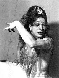 Carmen Amaya Romani flamenco dancer