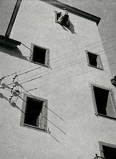 Laszlo Moholy-Nagy In the Swiss canton Tessin  1925  © VG Bild-Kunst, Bonn Gallery Berinson, Berlin