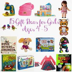 The Chirping Moms: Gift Guide for Girls