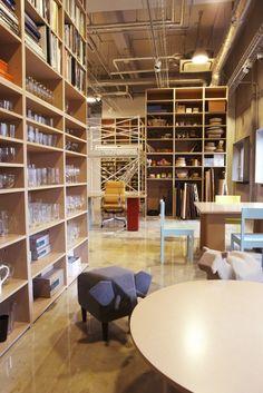 "amana's office (http://wall.ac)   Wall(ウォール) / ""建築""のすべてを繋ぐ総合建築メディア"