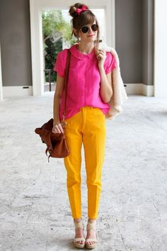 gorgeous! love the color combo