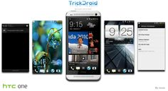 How to Install TrickDroid Android 4.1.2 on HTC One Jelly Bean Custom ROM with Sense 5.0