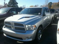2012 Ram 1500 Crew Sport complete with Hemi... Call us for more info at 877-652-4076 or visit our website at www.redriverdodge.com