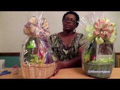 Garden Gift Basket Idea - GiftBasketAppeal - YouTube
