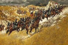 The Western Art of Frank McCarthy Native American Models, Native American Indians, American Artists, Native Americans, Battle Of Little Bighorn, Westerns, American Indian Wars, American Frontier, Cowboy Art