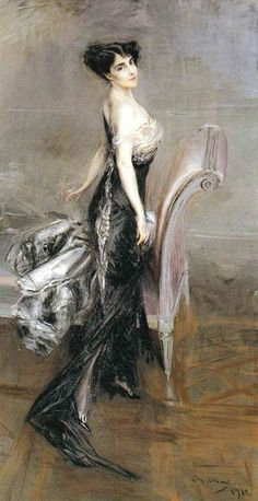 Portrait of a Lady Artist: Giovanni Boldini, Italian, Medium: Oil on canvas Place Made: France Dates: 1912 Giovanni Boldini, Edgar Degas, Italian Painters, Italian Artist, Woman Painting, Figure Painting, Cave Painting, Belle Epoque, John Singer Sargent