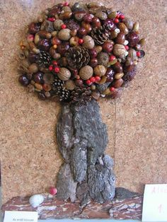Autumn Crafts, Nature Crafts, Diy And Crafts, Crafts For Kids, Arts And Crafts, Fall Decor, Holiday Decor, Country Crafts, Autumn Activities