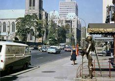 20 photos de Montréal prises entre 1950 et 1980 donnant le goût de remonter le temps | Narcity Montréal