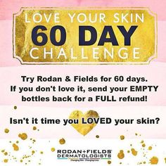 Want great skin with nothing to lose? Me too! That's why I became a Rodan + Fields consultant. Everyone should have access to beautiful skin. Are you struggling with acne, stretch marks, wrinkles, scarring or sensitivity??? Comment or email nikkiliakos@gmail.com for more info!