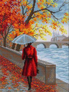 Tapestry Crochet Patterns, Alpha Patterns, Victorian Women, New Model, Arrow Keys, Close Image, Hats For Women, Cross Stitch Patterns, Rain