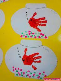 okul öncesi balık sanat etkinliği ile ilgili görsel sonucu