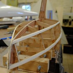 """Grove Pond Yachts - """"Building a hard chine yacht"""""""