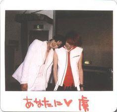 Toshiya & Die. DIR EN GREY