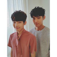 Wonwoo & Mingyu