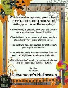 Its everyones Halloween