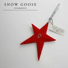 Christmas decoration from www.snowgooseuk.com