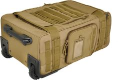 Hazard 4® California Air Support™ Rugged Rolling Carry-On Luggage - Military, Law Enforcement, Rescue, Pro Photography, Hardcore Travel | Travel Bag/Luggage