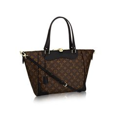 LOUIS VUITTON Estrela. #louisvuitton #bags #shoulder bags #leather #lining #metallic #