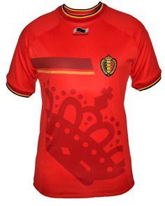 Belgium Home Shirt 2014
