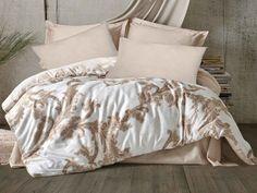 I-LIVING.SK - Cottonbox povlečení bavlněný satén Loren - Cottonbox - Obliečky - Obliečky a plachty - Všetko pre zdravý spánok a krásne bývanie. Comforters, Duvet Covers, Blanket, Bed, Home, Creature Comforts, Quilts, Stream Bed, Ad Home