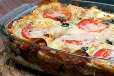 Rezept für Jamie Oliver´s Lasagne