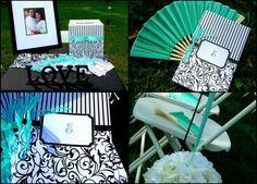 """""""Tiffany Blue"""" Wedding"""
