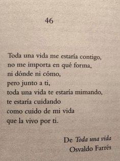 〽️ De toda una vida. Osvaldo Farres...