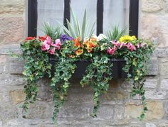 Outdoor Window Planters | for More Artificial Window Boxes ,