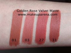 280 Best Pastel Images Golden Rose Lipstick Lipstick Swatches