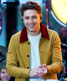 Giggly Nialler at TODAY Show 26/10/17