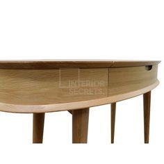 Interior Secrets - Asta Dressing Table Close-Up - Natural