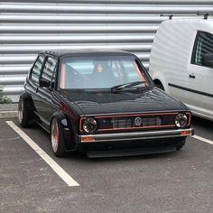 Volkswagen Golf Mk1, Vw Mk1, Golf Mk2, Vw Cars, Golf Humor, Jdm, Cars And Motorcycles, Classic Cars, Instagram