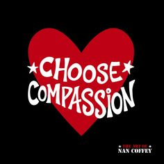 Choose Compassion Logo Print
