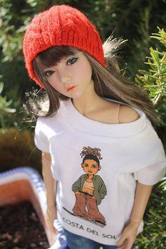 Incredible doll