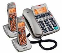 Binatone Speakeasy 3865 Combination Desk and Twin Cordless Phones £74.99