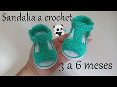Crochet Sandals From 3 To 6 months Crochet Sandals From 3 To 6 months – We Love Crochet Baby Girl Sandals, Crochet Baby Sandals, Crochet Baby Booties, Crochet Slippers, Baby Girl Shoes, Crochet Shoes Pattern, Baby Shoes Pattern, Shoe Pattern, Love Crochet