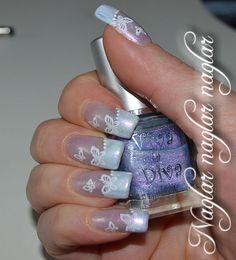 Naglar naglar naglar... - För dig och mig som ständigt söker inspiration och idéer till snygga naglar!
