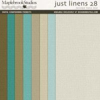 Just Linens Paper Pack No. 28