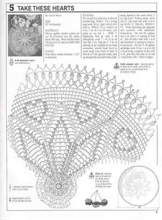 Decorative Crochet Magazines 57 - Gitte Andersen - Picasa Web Albums
